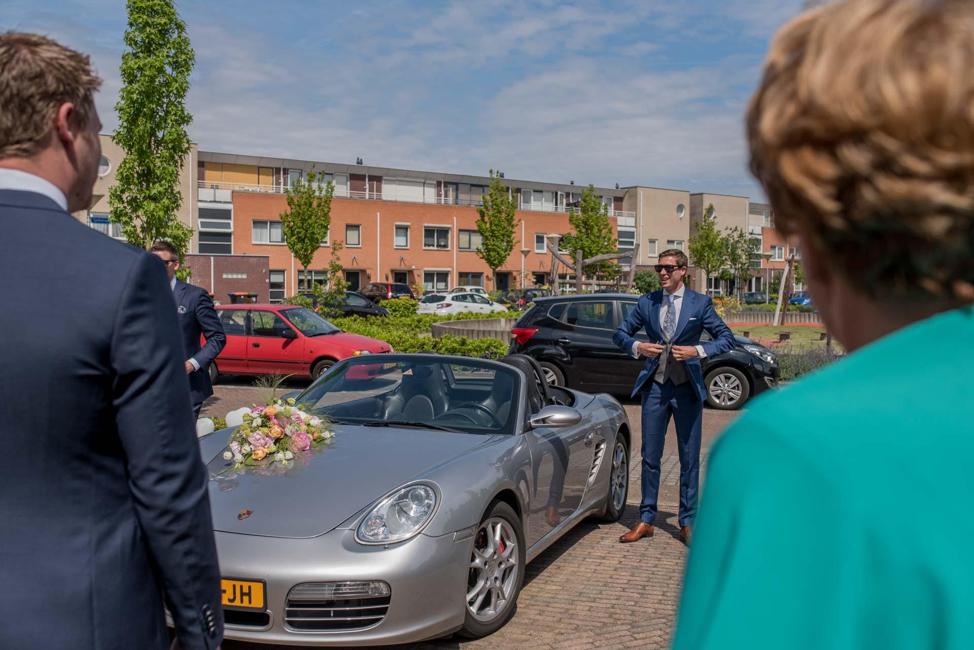 Bruidsfotograaf Noordwijkerhout