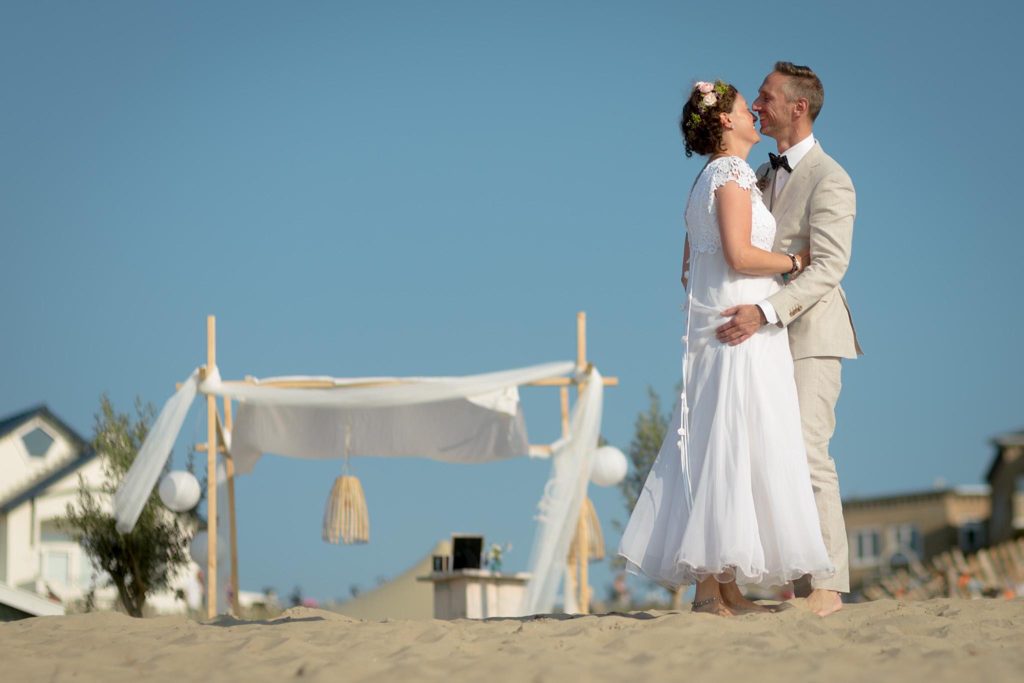 Bruidsfotograaf zandvoort