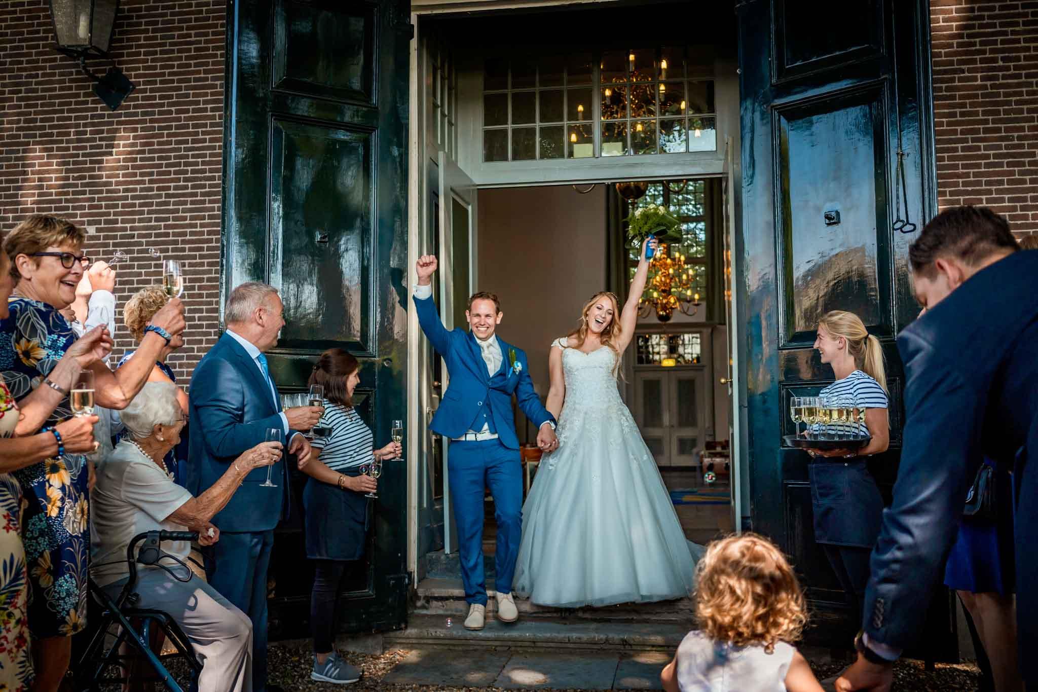 Trouwfotograaf Ouderkerk Amstel